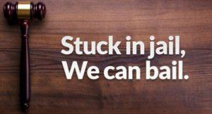 stuck in jail